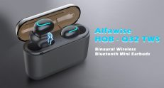 $15 with coupon for Alfawise HQB – Q32 TWS Binaural Wireless Bluetooth Mini Earbuds from GEARBEST