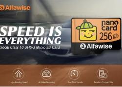 € Alfawise Yüksek Hızlı Yüksek Kapasiteli Su Geçirmez Micro SD Kart için kuponlu 26 - GEARBEST'ten Multi 256G