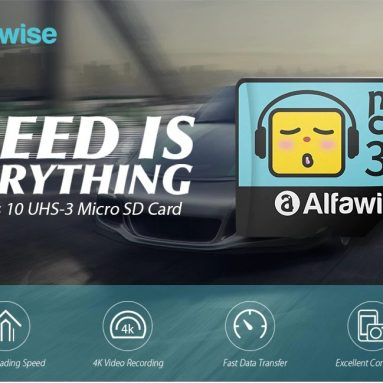 €2 with coupon for Alfawise High Speed High Capacity Waterproof Micro SD Card – Multi 32G from GEARBEST