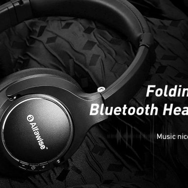 $15 with coupon for Alfawise JH – 803 Folding Stereo Bluetooth Headphones from GearBest