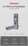 $ 18 sa kupon para sa Alfawise LS - P Mini Laser Rangefinder - Platinum Multifunctional Version mula sa GEARBEST