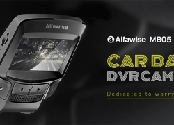 $47 with coupon for Alfawise MB05 F1.4 Car DVR Dash Camera from GearBest