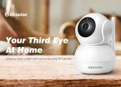 $30 with coupon for Alfawise N816 AI Humanoid Detection 1080P WiFi IP Camera Smart Home Security with H.265 Video Encoding from GEARBEST