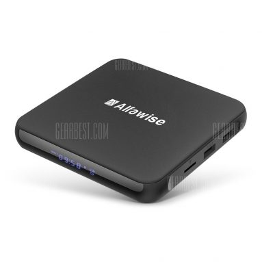$29 with coupon for Alfawise S95 TV Box  –  2GB RAM + 16GB ROM  EU PLUG from GearBest