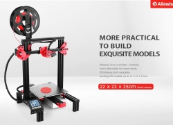 €158 with coupon for Alfawise U30 2.8 inch Touch Screen DIY Desktop 3D Printer – BLACK EU PLUG EU warehouse from GearBest