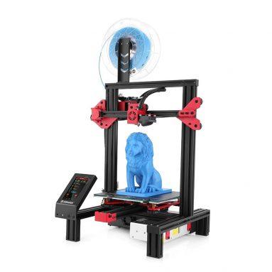 215 avec coupon pour Alfawise U30 Pro Imprimante 4.3D DIY de haute précision pour écran tactile en pouces 3 - Noir Stockage U30 Pro EU Plug UE de GEARBEST