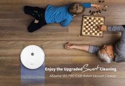 $ 159 mit Gutschein für Alfawise V8S PRO E30B Roboter-Staubsauger mit Smart Mopping EU-Lager von GEARBEST