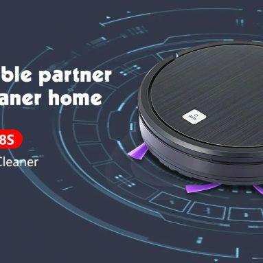 € 109 अल्फावेक्स V8S रोबोट वैक्यूम क्लीनर के लिए कूपन के साथ कूपन