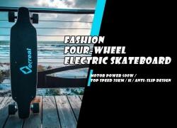 $ 349 dengan kupon untuk Alfawise Verreal VRLF1001 Dual Hub Motor Skateboard Listrik dari GEARBEST