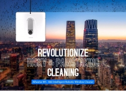 $189 with coupon for Alfawise WS – 860 Intelligent Window Cleaner from GearBest