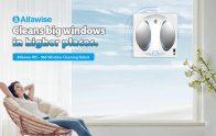 $ 157 với phiếu giảm giá cho Alfawise WS - 960 Robot Window Cleaner - Kho bạc EU từ GearBest