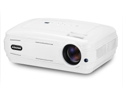 $175 with coupon for Alfawise X 3200 Lumens Full HD 1080P Smart Projector  –  BASIC VERSION ( EU PLUG )  WHITE from GearBest