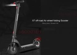 $ 389 dengan kupon untuk Alfawise X7 Folding Electric Scooter dari GEARBEST