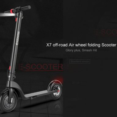 €331 with coupon for Alfawise X7 Folding Electric Scooter from GEARBEST