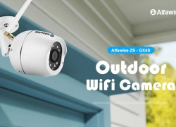 $29 with coupon for Alfawise ZS – GX4S 1080P Waterproof IP66 Outdoor IP Camera from GearBest