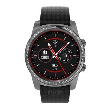 $ 97 avec coupon pour AllCall W1 3G Téléphone Smartwatch - DEEP GREY de GearBest