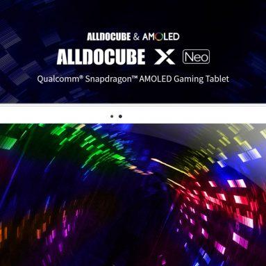 184 € με κουπόνι για Alldocube X Neo Snapdragon 660 4 GB RAM 64 GB ROM 10.5 ιντσών Super Amoled Android 9.0 Dual 4G LTE Tablet από την BANGGOOD
