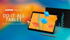 153 € med kupong för Alldocube iPlay 20P Helio P60 Octa Core 6GB RAM 128GB ROM 4G LTE 10.1 tums Android 11 -surfplatta från BANGGOOD