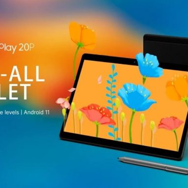 €153 with coupon for Alldocube iPlay 20P Helio P60 Octa Core 6GB RAM 128GB ROM 4G LTE 10.1 Inch Android 11 Tablet from BANGGOOD