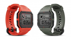 €21 with coupon for Amazfit NEO 28 Days Long Standby Always On Display Wristband 24 Hours Heart Rate Monitor 5ATM Waterproof Smart Watch from EU CZ warehouse BANGGOOD