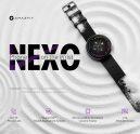 € 183 s kupónem pro Amazon Nexo 4G Smart Watch Phone 512MB 4GB Vestavěný eSIM 1.39 palcový AMOLED Obrazovka 454 x 454 Rozlišení 10 Sportovní režim od GEARBEST