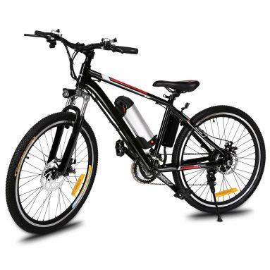 € 502 με κουπόνι για Ancheer 26 τροχός τροχού αλουμινίου τροχού ποδηλάτου ποδηλάτου ποδηλάτου ποδηλάτου - μαύρο EU Germany Αποθήκη από GEARBEST