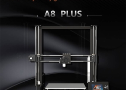 €219 with coupon for Anet® A8 Plus DIY 3D Printer from BANGGOOD