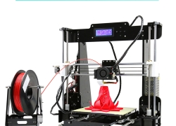 $149 flashsale for Anet A8 Desktop 3D Printer Prusa i3 DIY Kit  – US PLUG BLACK US Warehouse from GearBest