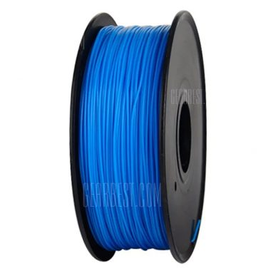 $20 with coupon for Anet DIY 340m 1.75mm PLA 3D Printing Filament  –  BLUE EU warehouse from GearBest