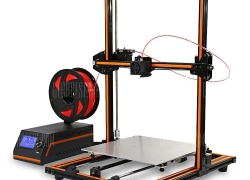 $269 with coupon for Anet E12 Large Size 300 x 300 x 400 3D Printer DIY Kit  –  US  ORANGE from GearBest