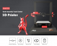 €159 with coupon for Anet® ET4 All Metal Frame DIY 3D Printer from EU CZ WAREHOUSE from BANGGOOD