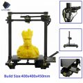 €481 with coupon for Anycubic® Chiron 3D Printer 400*400*450mm Printing Size With Matrix Automatic Leveling/Ultrabase Pro Hotbed/Power Resume/Filament Sensor/Dual Z-axis/TFT Touch Screen/Modular Design from BANGGOOD