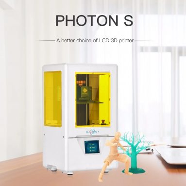 €25、BANGGOODのAnycubic Photon S LCD 3DプリンターEU CZ倉庫のクーポン付き