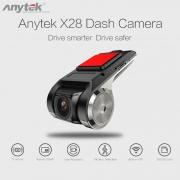 $ 10 mit Gutschein für Anytek X28 Car DVR FHD 1080P von GEARVITA