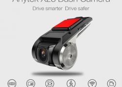 $ 10 với phiếu giảm giá cho DVR xe Anytek X28 FHD 1080P từ GEARVITA