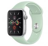 € 428 с купоном для Apple iWatch серии 5 Smart Watch с отслеживанием состояния здоровья Фитнес-запись Bluetooth 4G SmartWatch GPS версия - Многоцелевой алюминиевый корпус 40mm с розовым песком Sport Band от GEARBEST