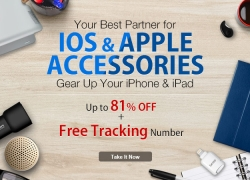 Up to 81% OFF on IOS & Apple Accessories from DealExtreme