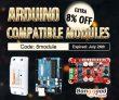 BANGGOOD TECHNOLOGY CO., LIMITED의 Arduino 모듈 용 8 % OFF
