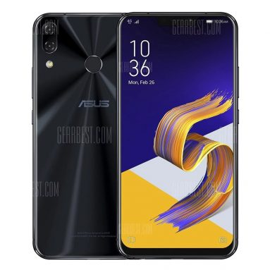 $339 with coupon for Asus ZENFONE 5 ZE620KL 4G Phablet Global Version from GearBest