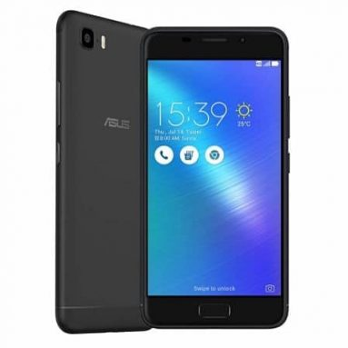 $86 with coupon for Asus ZenFone 3s Max Global Version 3GB RAM 32GB ROM Smartphone from BANGGOOD