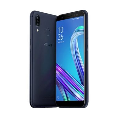 68 € avec coupon pour ASUS ZenFone Max (M1) ZB555KL Version Globale 5.5 pouces HD + 4000mAh Appareils photo Android 8 13MP + 5MP 3GB RAM 32GB ROM Snapdragon 430 Octa Core 1.4GHz Smartphone 4G - Noir de BANGGOOD