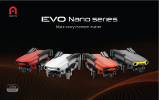 €623 with coupon for AutelRobotics EVO Nano Nano+ Series 249g 10KM FPV with 1/1.28″ CMOS 50MP Camera 3-Axis Gimbal 28mins Flight Time RC Drone Quadcopter RTF -Orange EVO Nano Standard Version from BANGGOOD