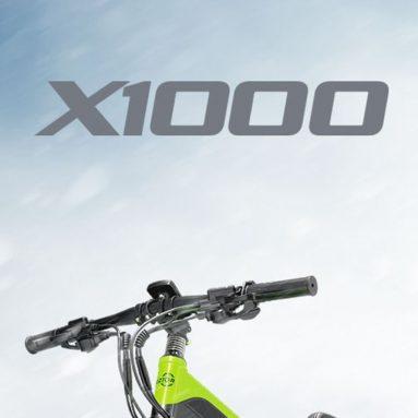 1202 евро с купоном на BEZIOR X1000 1000W 26 Inch Folding Power Assist Электрический велосипед со склада EU GER TOMTOP