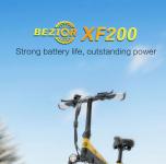 1236 يورو مع كوبون لـ BEZIOR XF200 Folding Electric Bike من مستودع الاتحاد الأوروبي GEEKBUYING