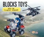 20% OFF for Banbao Blocks Toys Promotion from BANGGOOD TECHNOLOGY CO., LIMITED