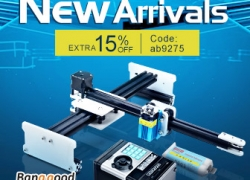 15% OFF Coupon for Industrial & Scientific from BANGGOOD TECHNOLOGY CO., LIMITED