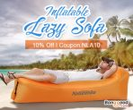 Only $32.39 for Naturehike Outdoor Inflatable Lazy Sofa from BANGGOOD TECHNOLOGY CO., LIMITED