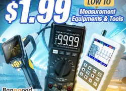 15% OFF for Measurement Equipments & Tools from BANGGOOD TECHNOLOGY CO., LIMITED