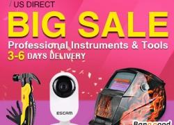 25% off for Professional Instruments. US Direct from HongKong BangGood network Ltd.