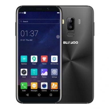 BluBoo S8 5.7 Inch Smartphone 18: 9 Full-Screen 3GB 32GB til salg! fra Geekbuying